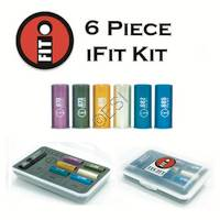 iFit - 6 Piece Bore Kit with Thread Adapter