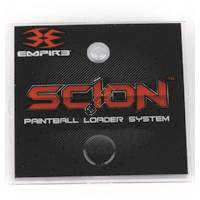 #35 Back Plate With Decal [Scion] 38984