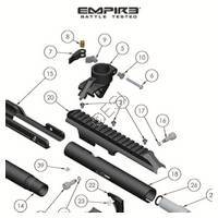 Empire Trracer Gun Diagram
