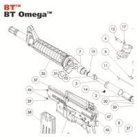 Empire BT Omega Gun Diagram