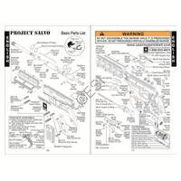 US Army Project Salvo Gun Diagram