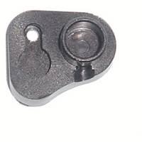 #01 Vision Eye Cover - Left - Dust Black [Shocker NXT Ball Detent] SHKNXT113LDBLK