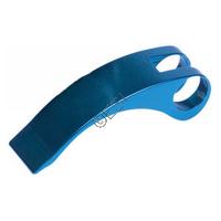 #43 Feedneck (Clamp) - Blue [Mini] 17547
